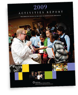 Lemelson Center for the Study of Invention and Innovation 2009 Activities Report