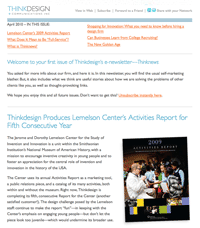 Our May 2010 Newsletter
