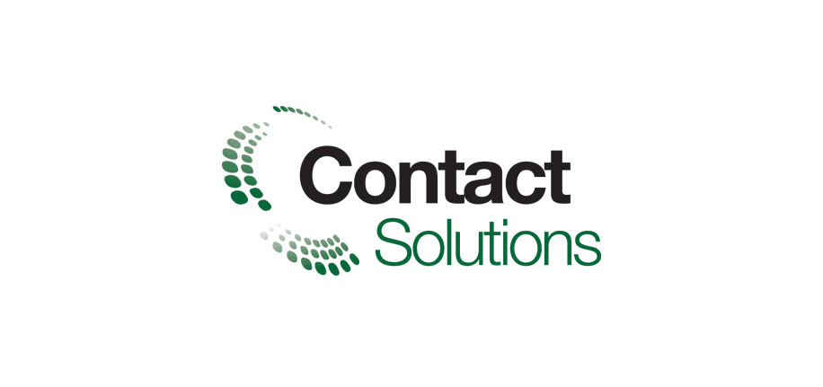 Contact Solutions Logo Redesign