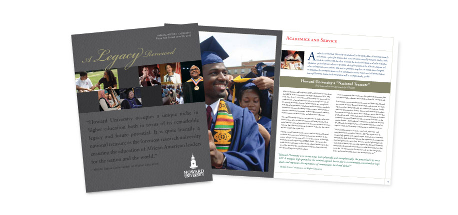 Howard University 2009 Annual Report