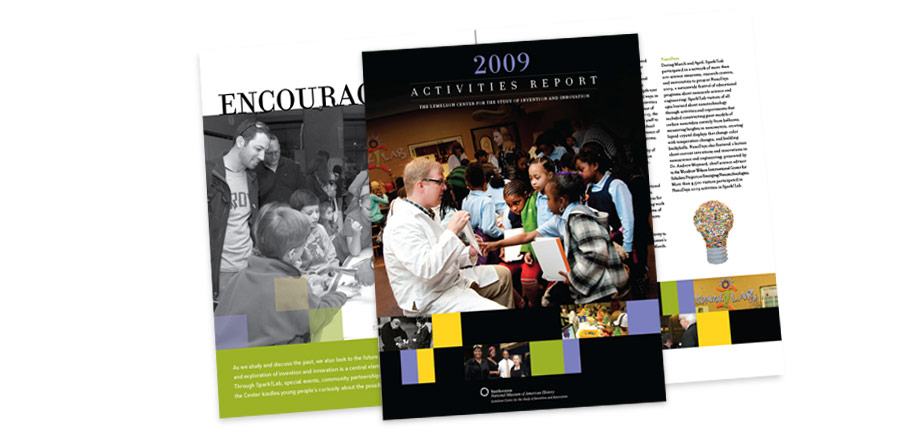 2009 The Lemelson Center Activities Report
