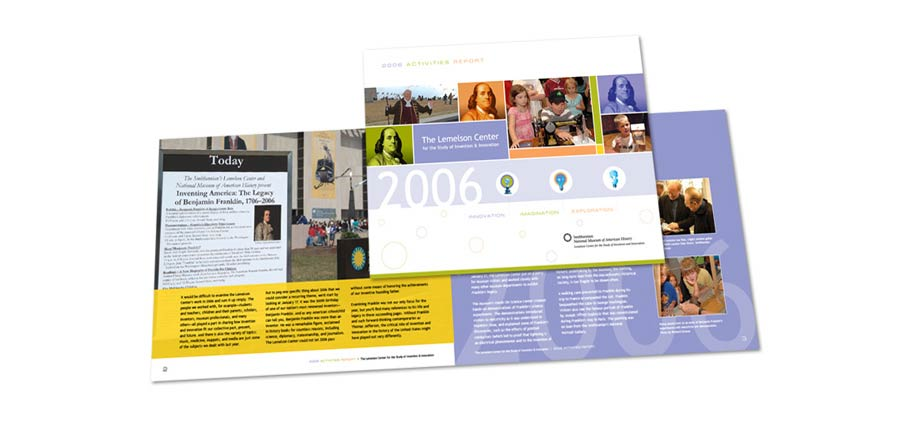 2006 The Lemelson Center Activities Report