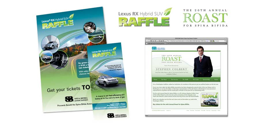 20th Annual Roast and Raffle Materials