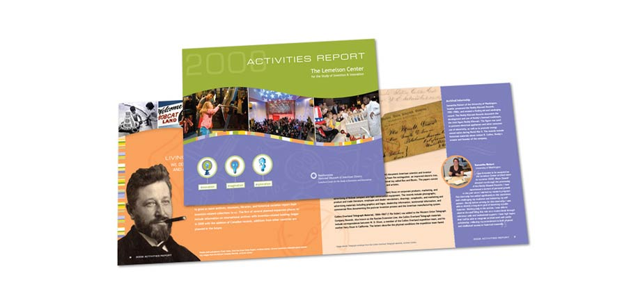 2008 The Lemelson Center Activities Report