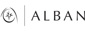 The Final Alban Logo