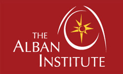 The original Alban logo.